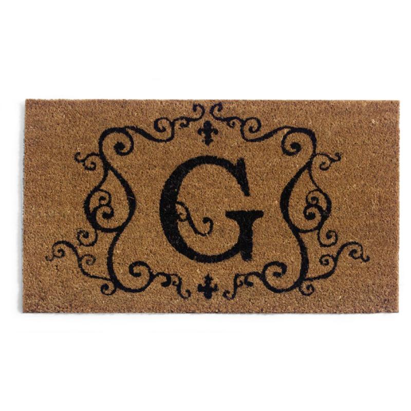 coir insert monogram g